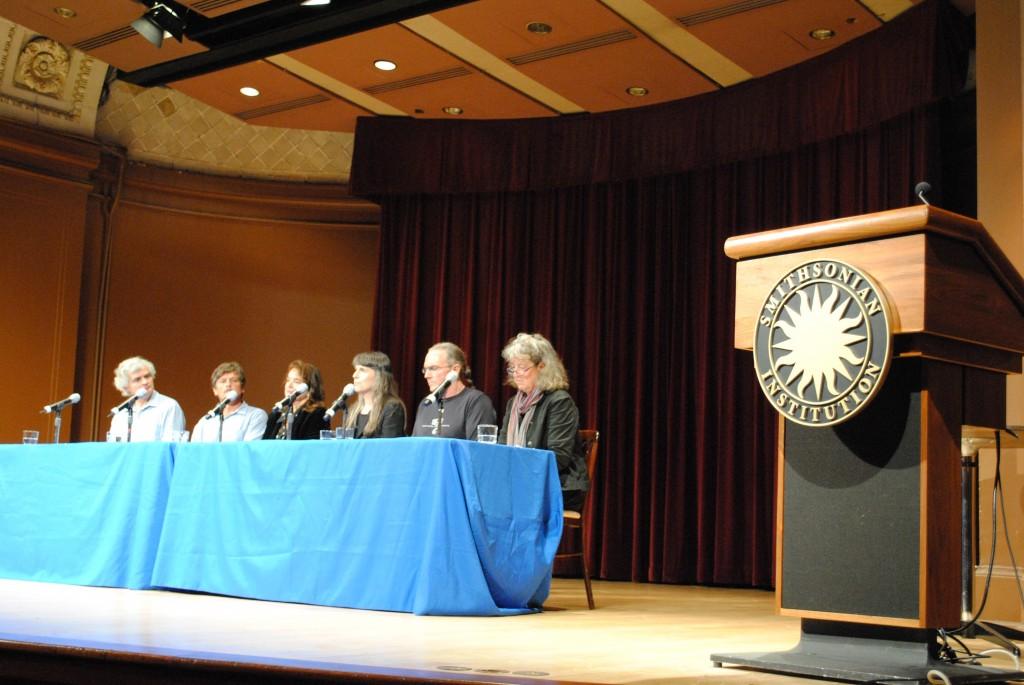 Ignacio Chapela, Zach Lester, Deborah Koons Garcia, Ann Yonkers, John Reganold, Kate Scow, Smithsonian Natural History Museum, Symphony of the Soil