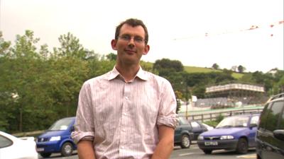 Transition Town Totnes: Rob Hopkins in Totnes