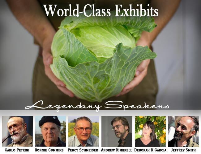 Symphony of the Soil shows at the National Heirloom Expo