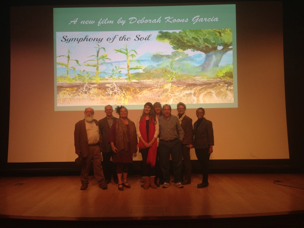Symphony of the Soil, UC Merced